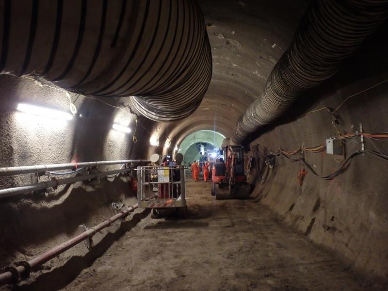 SCL Access Tunnel