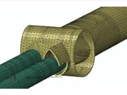 Complex 3D Finite Element Analysis